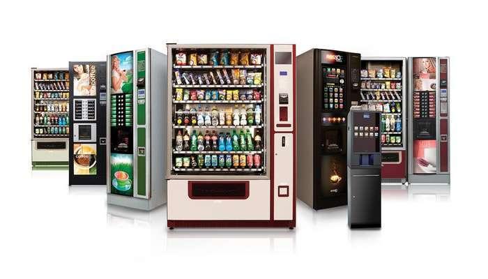 máquinas de venda automática - crd img unicon