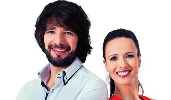 André Nunes e Sílvia Balancho embaixadores City Smil'Art