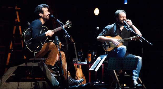 António Zambujo e Miguel Araújo em Beja