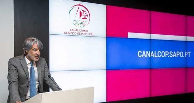 Comité Olímpico de Portugal lançou portal online