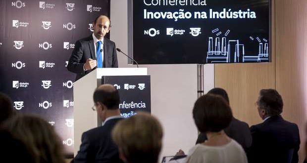 Conferência no âmbito do Prémio Inovação NOS 2016