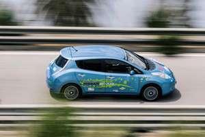 Nissan:  Protótipo LEAF 48kWh