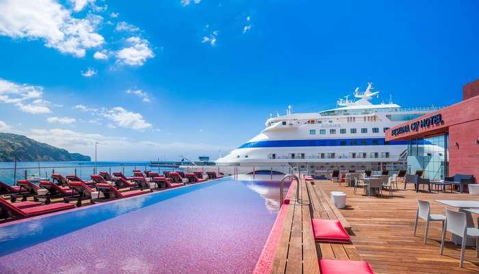 Abriu no Funchal o primeiro Pestana CR7 Hotel
