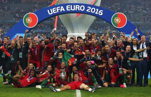 Euro 2016: A Vitória da garra, coragem e força de vencer