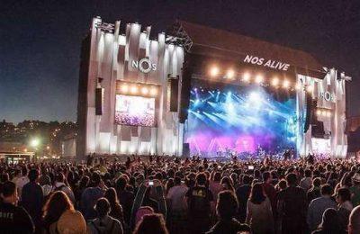 NOS Alive foi o Festival de Verão mais mediático