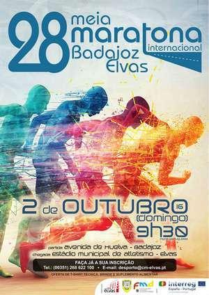 Meia Maratona Badajoz / Elvas