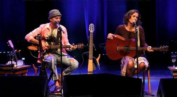 Zélia Duncan e Zeca Baleiro no Porto e Lisboa