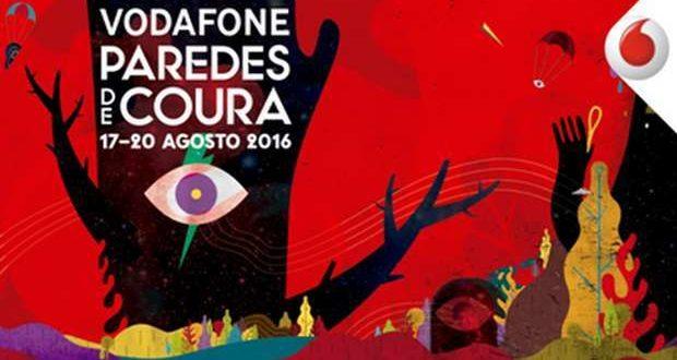 Roteiros no Vodafone Paredes de Coura com a app Zarco