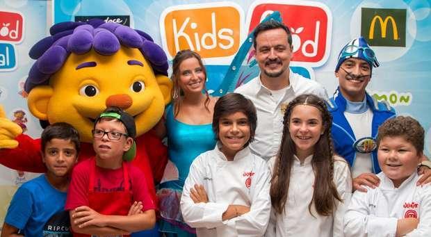 KIDS FOOD FESTIVAL no Parque dos Poetas em Oeiras