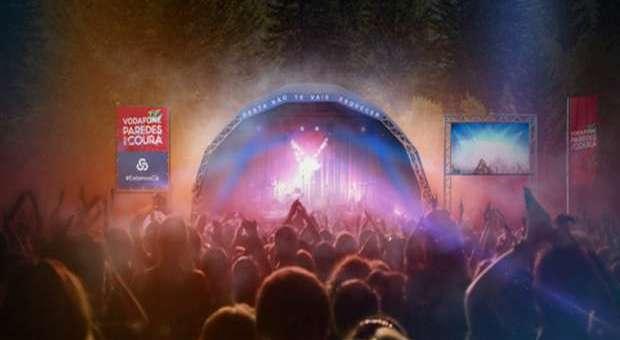 Ranking dos Festivais mais mais mediáticos em Agosto