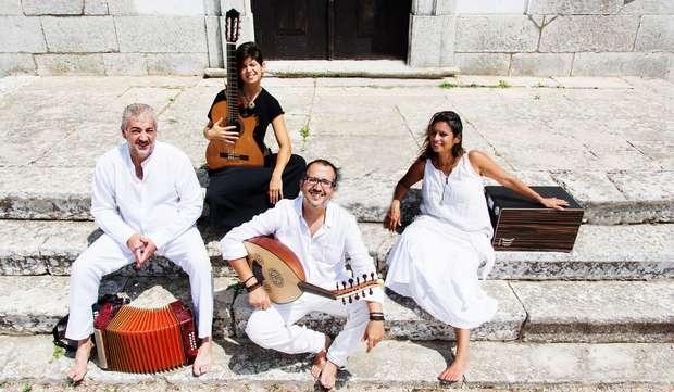 GEO - Concerto de Outono no Palácio Nacional da Ajuda