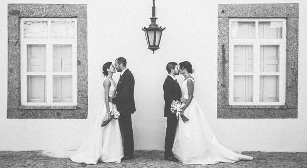 Os Portugueses são os mais poupados na hora de casar