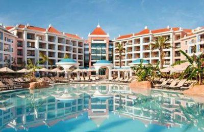 Oferta de Natal do Hilton Vilamoura para empresas