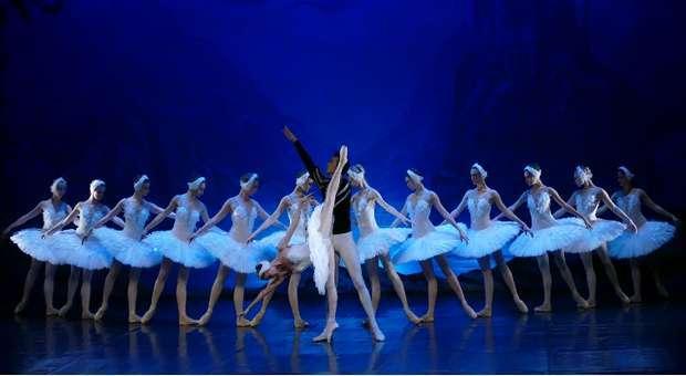 Lago dos Cisnes, pelo Russian Classical Ballet em Beja