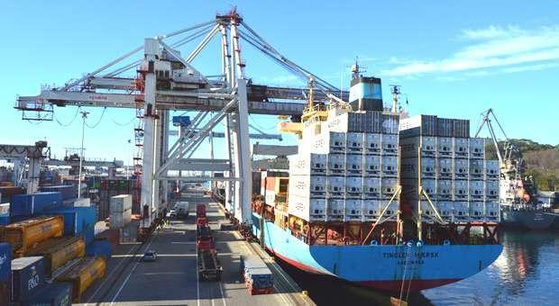 Porto de Leixões movimentou 1,7MT em Setembro | apdl