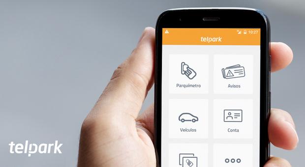app Telpark facilita e otimiza o custo do estacionamento