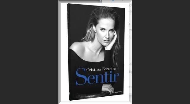 """Apresentação do livro """"Sentir"""" de Cristina Ferreira"""
