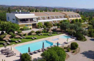 Réveillon no Hotel Rural Quinta do Marco, em Tavira