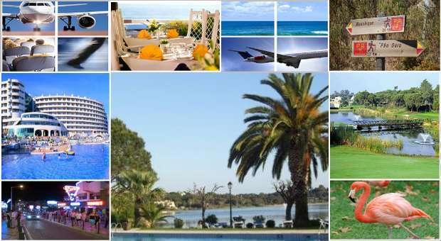 Taxas de Ocupação hoteleira continuam a crescer no Algarve