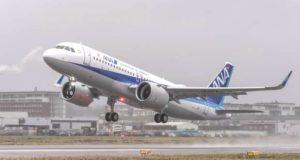 A japonesa ANA recebeu o primeiro A320neo