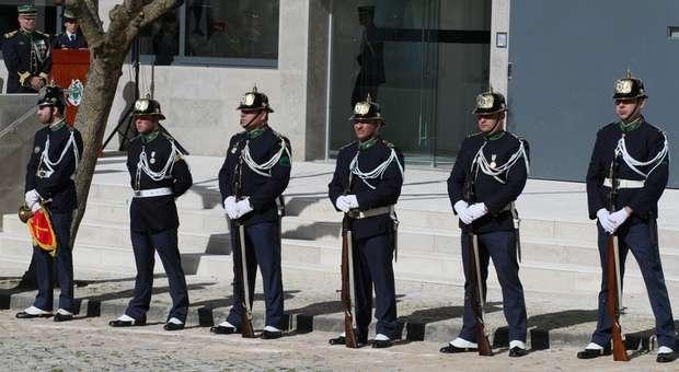 GNR ativa o Destacamento Territorial de Palmela