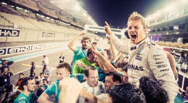 Nico Rosberg o Campeão do Mundo F 1 abandona a competição