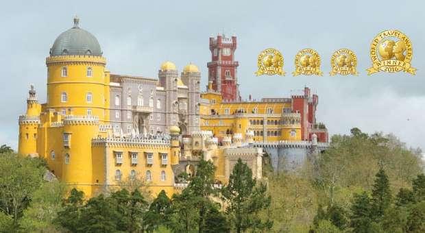 Parques de Sintra distinguida nos World Travel Award