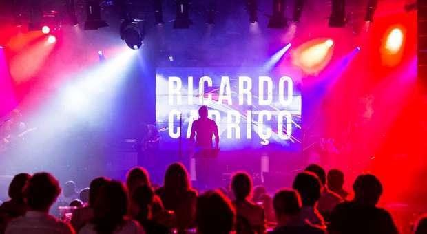 Mini Concerto de Ricardo Carriço na FIL em Lisboa