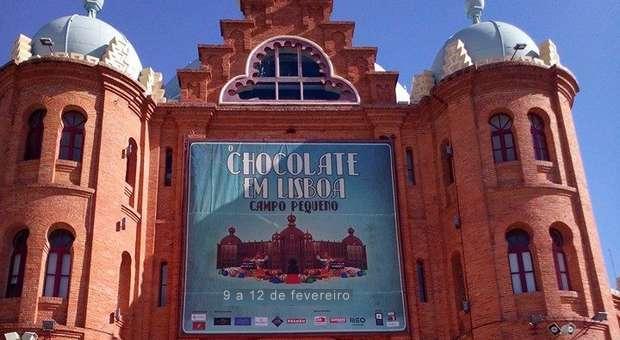 A Festa do Chocolate no Campo Pequeno em Lisboa