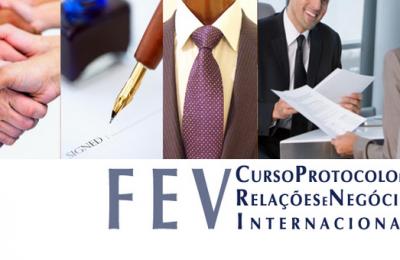 """Curso """"Protocolo nas Relações e Negócios Internacionais"""""""