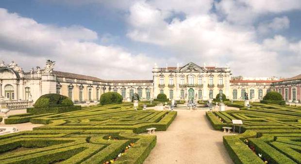 Concerto virtual no Palácio Nacional de Queluz