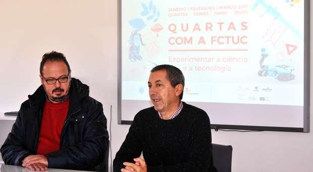 Atividades de ciência e tecnologia para jovens em Coimbra