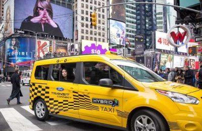 A Ford anuncia aposta nos veículos elétricos