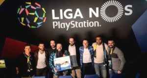Lançamento da 2ª edição da Liga NOS PlayStation®