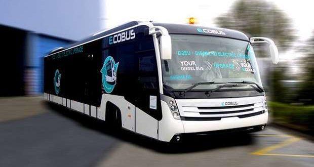 O PAN reune com a Caetano Bus em Vila Nova de Gaia