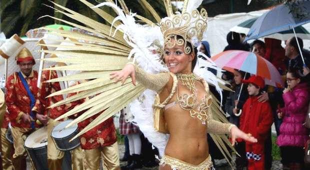 Carnaval da Mealhada volta a animar a ruas da cidade