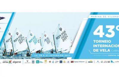 43º Torneio Internacional de Vela Carnaval em Vilamoura