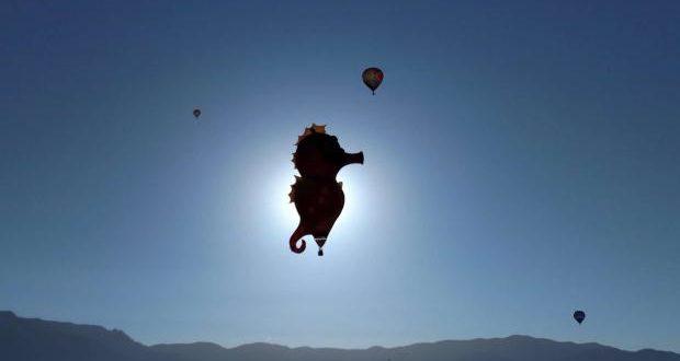 Festival Internacional de Balonismo Rubis Gas em Coruche