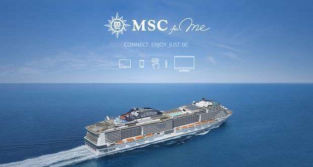 "A MSC Cruzeiros anuncia na ITB Berlim o programa ""MSC for Me"""