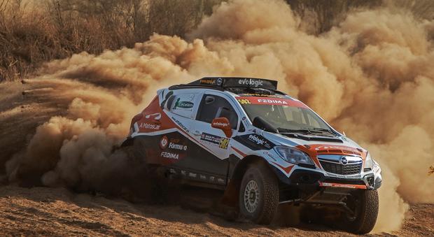 Nuno Matos participa no Morocco Desert Challenge