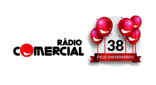 Rádio Comercial celebra aniversário com 6 mini concertos