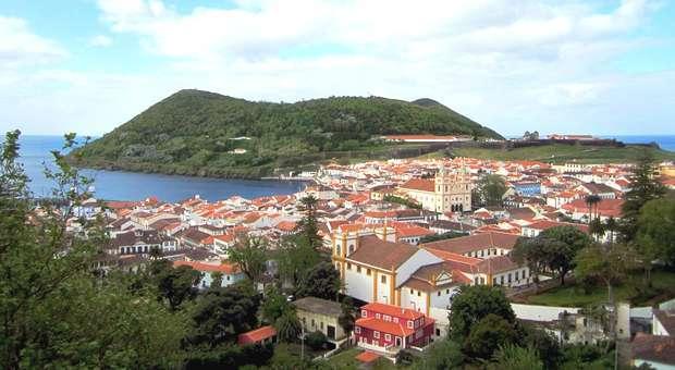 Ilha Terceira nos Açores cresce na preferência do Portugueses