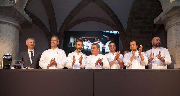 Oito Chefs Michelin no Nespresso Gourmet Weeks