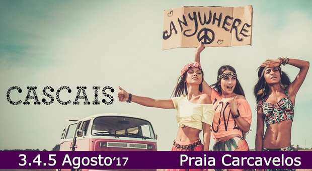 Flower Power Fest revive o Woodstock em Cascais