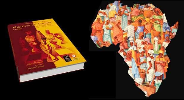 """Apresentação de """"A Histõria de Angola"""" na UCCLA"""