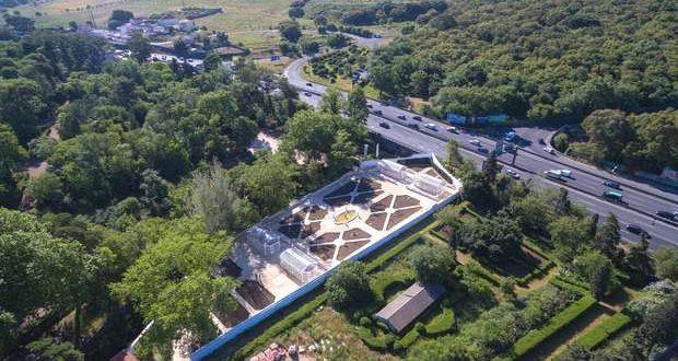 Inauguração do Jardim Botânico do Palácio Nacional de Queluz