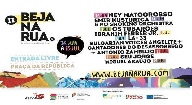 II Festival BEJA NA RUA