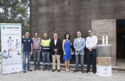 Câmara de Lagoa no Algarve promove o Projeto Green Cork