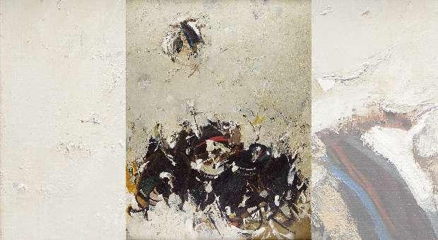 Leilão de Arte Moderna no Palácio do Correio Velho