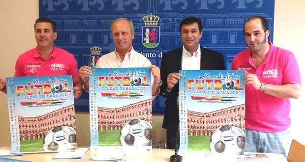 VI edição do Mundialito de futebol em Elvas